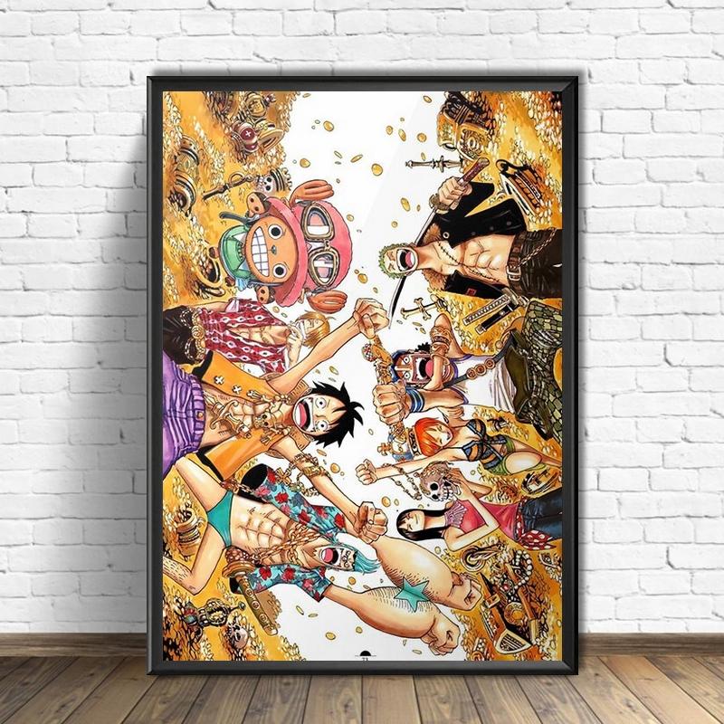 Tableau One Piece Treasure