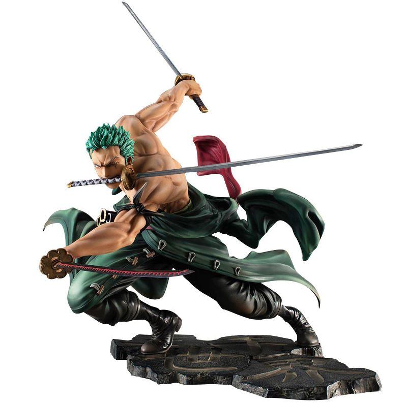 Figurine One Piece Zoro Santôryû
