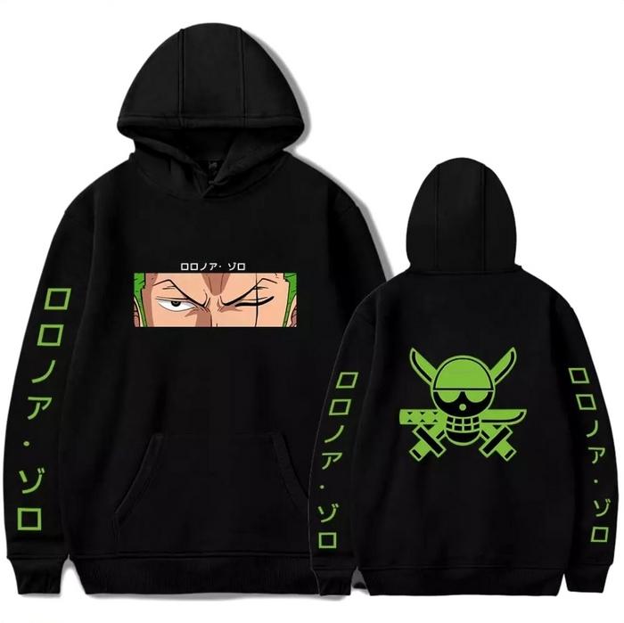 Sweatshirt One Piece Pirate Zoro