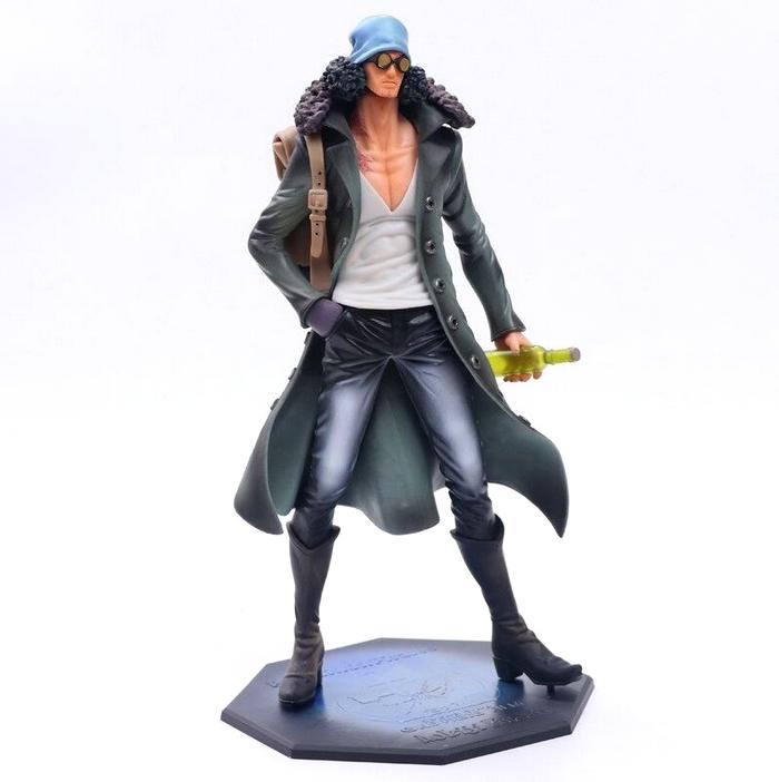 figurine one piece aokiji kuzan amiral 1