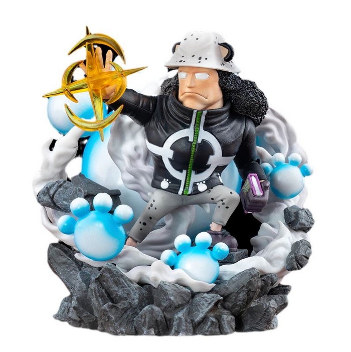 figurine one piece bartholomew kuma small 1