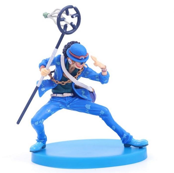 figurine one piece usopp bleu 2