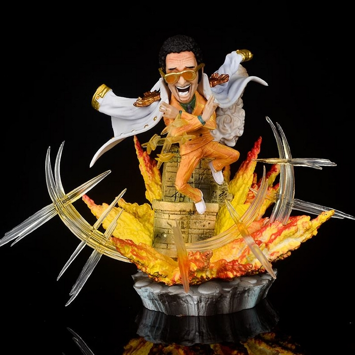 figurine one piece amiral kizaru small 3
