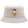 bob one piece wanted barbe blanche beige