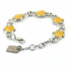 bracelet trafalgar law one piece jaune