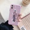 coque iphone one piece pastel streetwear luffy