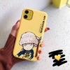 coque iphone one piece law shanks 3