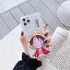 coque iphone one piece clear kids luffy