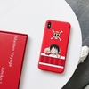 coque iphone one piece color luffy