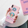 coque iphone one piece color chopper