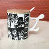 mug one piece 3 frères monkey luffy 2