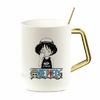 mug one piece gold pure monkey luffy 2