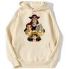 sweatshirt hoodie one piece legends beige