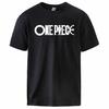 t shirt one piece noir