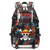 sac a dos one piece voyage logo rouge