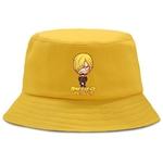 bob one piece wanted sanji jaune