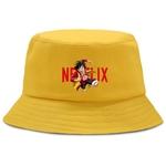 bob one piece luffy netflix jaune