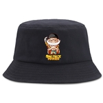 bob one piece wanted barbe blanche noir