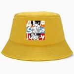 bob one piece luffy ace sabo jaune