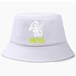bob one piece luffy logo blanc