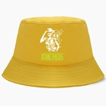 bob one piece luffy logo jaune