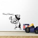 stickers mural tony chopper 3 one piece 3