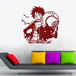 stickers mural strawhat 3 one piece 1