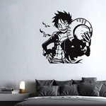 stickers mural strawhat 3 one piece 3