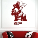 stickers mural strawhat 2 one piece 2