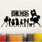 stickers mural mugiwara shadows 2 one piece 3