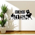 stickers mural mugiwara shadows 2 one piece 4