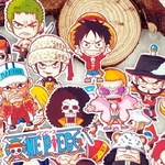 autocollants pack animation one piece 2