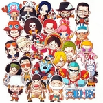 autocollants pack animation one piece 1