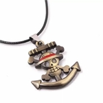 collier ancre one piece 2