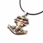 collier ancre one piece 3