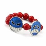 bracelet perles ace one piece 1