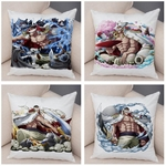 housse coussin barbe blanche one piece 2