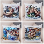 housse coussin barbe blanche one piece 3