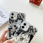 coque iphone one piece clear wanted 3