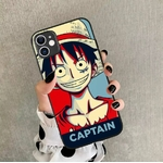 coque iphone one piece portrait equipage luffy