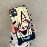 coque iphone one piece portrait equipage sanji