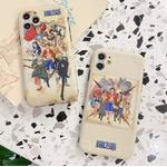 coque iphone one piece mugiwara 4