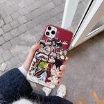 coque iphone one piece kaido trio 2