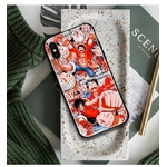 coque iphone one piece story monkey luffy 3