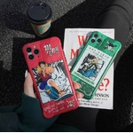 coque iphone one piece stamped 2