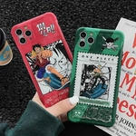 coque iphone one piece stamped 1