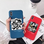 coque iphone one piece brothers luffy ace sabo 5