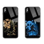 coque iphone one piece luffy law 1