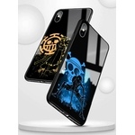 coque iphone one piece luffy law 5