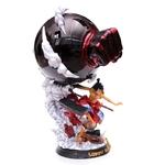 figurine one piece luffy gear 3 wano 1